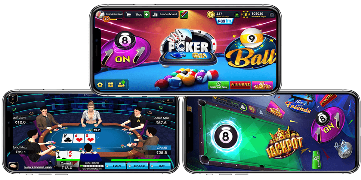 Real Money 8 Ball Pool, eSports Tournaments Company in India